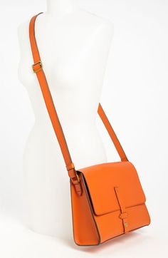 IIIBeCa By Joy Gryson Duane Crossbody Bag. Looks like this designer's wares are uniformely structured and lovely.