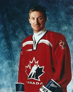 Olympic Hockey, Olympic Team, Ice Hockey, Wayne Gretzky, Nagano, Nhl, Olympics, Canada, Poses
