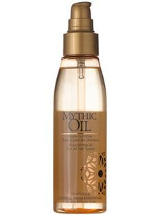 Beauty Secret Weapons: This lightweight, vitamin-packed, dry oil was formulated to tame frizz and glossify ho-hum hair.