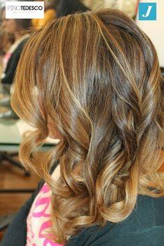oggi voglio essere un po' piu' bionda, ed ecco  il  tuo nuovo e fiammante #degradejoelle #cdj #degradejoelle #tagliopuntearia #degradé #welovecdj #igers #shooting #naturalshades #hair #hairstyle #haircolour #haircut #universitabari    #fashion #longhair #igersbari #bari #hairfashion #giuseppetedescoparrucchieri #palese