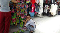Street shopping, Cenang, Langkawi