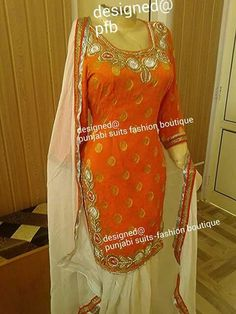 At punjabi fashion boutique