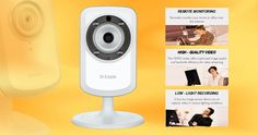 This is versatile and high performance network camera. Best designed for comprehensive surveillance solution for your home or any small office. Cctv Surveillance, Small Office, Fujifilm Instax Mini, Remote, Design, Tiny Office, Design Comics