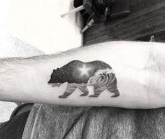 California Bear by Doctor Woo