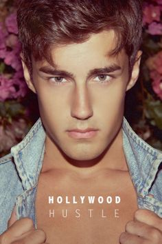 "Ryan Williams at TWO Management LA in ""Hollywood Hustle"" by Johnny Diaz Nicolaidis for Coitus online 