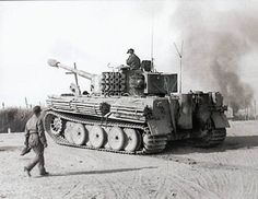 TANKS OF GERMANY - POWER AND STRENGTH. Tiger 1