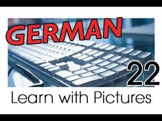 Learn German - German Computer Vocabulary