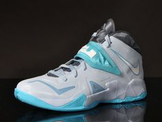 best service ead1a a272b Nike Zoom Soldier VII Light Armory Blue White Gamma Blue Armory Slate