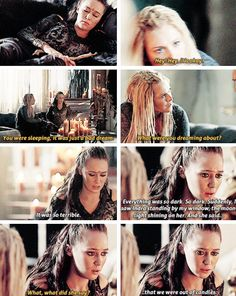Out of candles Lexa The 100, The 100 Clexa, The 100 Cast, The 100 Show, Waverly And Nicole, Alycia Debnam Carey, Quote Aesthetic, Mandalorian, Movies Showing