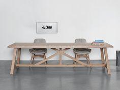 BC02 Tavolo da pranzo by Janua design Hoffmann Kahleyss