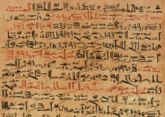 Ancient African Writing