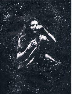 Eddie Vedder (Pearl Jam) by Sebastian Cornes