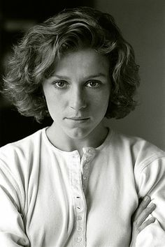 Frances McDormand (1957) - American film and stage actress. Photo Andrew Brucker, 1986