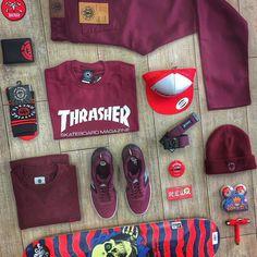 Thrasher minds😍