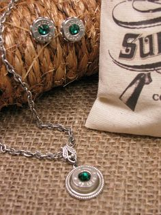 Bullet Jewelry...for you Stephanie. (Didn't know if this was something you did or could be an idea. ;-))