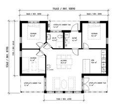 Tiny House, Floor Plans, Diagram, Cabins, Tiny Houses, Cottages, Cabin, Floor Plan Drawing, House Floor Plans