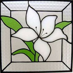 tiffany glass windows flowers - Google Search