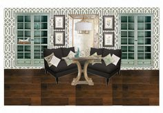 come to olioboard.com and vote for my dining room :)
