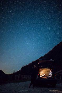 I love the stars..