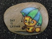 """RaupenStein """"Sky is crying..."""""""