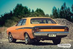 Pacemaker — 1972 VH Valiant Pacer — The Motorhood