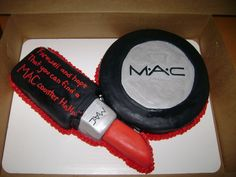 MAC cake graduation