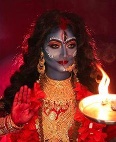 Maa Kali Images, Durga Images, Lord Krishna Images, Kali Shiva, Shiva Shakti, Indian Goddess Kali, Durga Goddess, Kali Mantra, Hanuman Pics