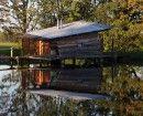 vodní chata Verunka