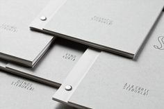 Self promotion idea. Use a simple screw fastener when assembling a document/report/promo. It's cheap and effective. Graphisches Design, Book Design, Print Design, Book Binding Design, Cover Design, Restaurant Identity, Restaurant Menu Design, Book Portfolio, Portfolio Design