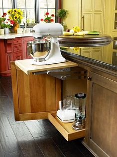 Kitchen Organization Ideas - 20 Clever Ways of Doing it