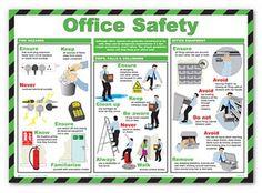 Office Safety Poster - Morton Medical Mobile Site