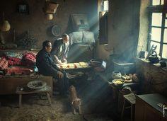 23.4 тыс. отметок «Нравится», 115 комментариев — World Press Photo Foundation (@worldpressphoto) в Instagram: «One of three #WPPh2018 nominees for the People category, singles: 'Earth Kiln' by Li Huaifeng,…»