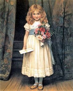 Portrait of a Victorian Girl - Counted cross stitch pattern in PDF format by Maxispatterns on Etsy