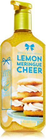 Lemon Meringue Cheer Deep Cleansing Hand Soap - Soap/Sanitizer - Bath & Body Works