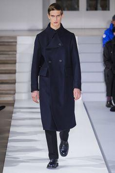 Love this Coat: JIL SANDER AUTUMN/WINTER 2013/14 MEN'S COLLECTION