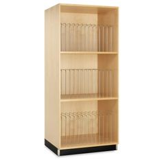Portfolio and Canvas Storage Cabinet