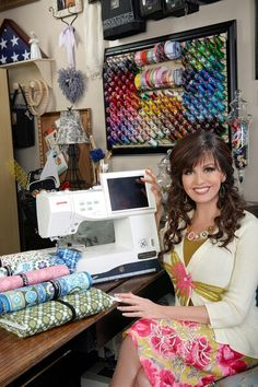 Marie Osmond Craft Room