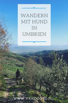Umbria - the green heart of Italy Dog Travel, Camper, Round Trip, Italy, Happy, Dogs, Green, Fun, Tricks