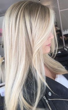 Image result for creamy blonde balayage