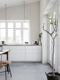 Un precioso estudio sueco / letrina en 25m2