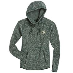 1d851b7f111 Green Bay Packers Women s Recruit Hooded Sweater at the Packers Pro Shop