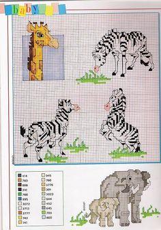 For children ... cross stitch (p. 93) | Learn Crafts is facilisimo.com