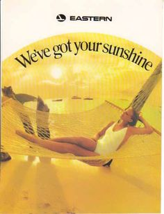 Eastern Air Lines – Sunshine Brochure (1976)