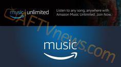 Amazon irá lançar serviço concorrente ao Spotify