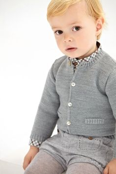 kids. Gera Bloga   Knitted baby clothes c141ec89591
