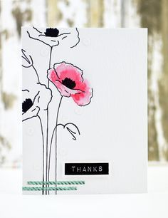 Greeting cards on Pinterest | Watercolor Cards, Catherine Klein ...