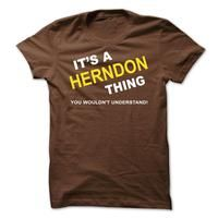 Its A Herndon Thing