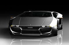 Concept for a new DeTomaso Mangusta