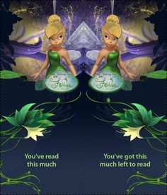 Disney Fairies Bookmarks 07 Disney Fairies, Tinkerbell, Walt Disney, Cool Bookmarks, Faeries, Fairy, Printables, Reading, Prints