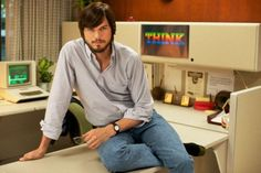 Se filtró la primera imagen sobre la película Jobs, misma que narrará los inicios del genio detrás de Apple y Pixar.